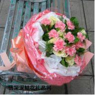 亲情鲜花,珍贵