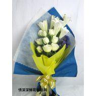 广州鲜花,勿忘我