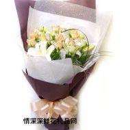 爱情鲜花,淡雅无闲