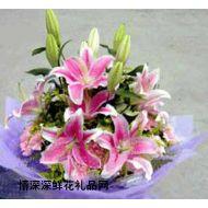 国庆节鲜花,约会冬天