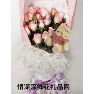 春节鲜花,爱相随