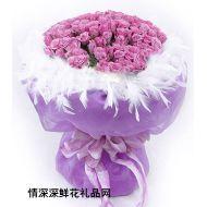 99/999玫瑰,说 紫爱你