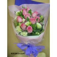 香港鲜花,蝶舞飞花