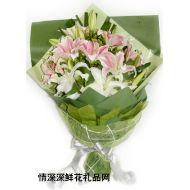 祝福鲜花,永久的祝福