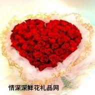 深圳鲜花,永远爱你的心(99)