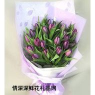 春节鲜花,亲密爱人