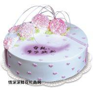艺术蛋糕,母爱