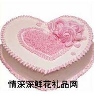 情人蛋糕,心之恋