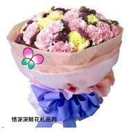 母亲节鲜花,时尚妈咪