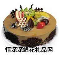 慕斯蛋糕,梦幻王朝(水果慕斯)