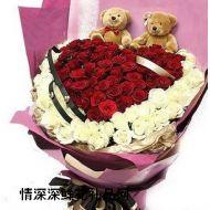精品鲜花,七夕特别推荐 爱情童话