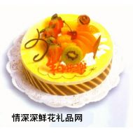 慕斯蛋糕,柠檬慕斯(10英寸)