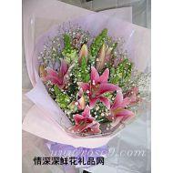 北京鲜花,长相思守