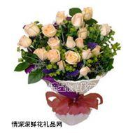 夫妻鲜花,知心爱人