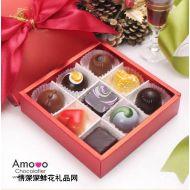 精美巧克力,Amovo魔吻 巧克力SA09