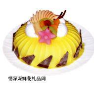 生日蛋糕,金色年华