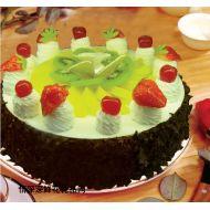 巧克力蛋糕,美的诱惑