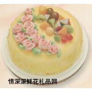 艺术蛋糕,星语心愿