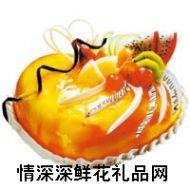 水果蛋糕,卡布基洛之恋