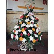清明节鲜花,葬礼花篮14