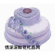 艺术蛋糕,玫瑰圆舞曲(限送上海杭州)