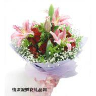 元宵节鲜花,思念季节
