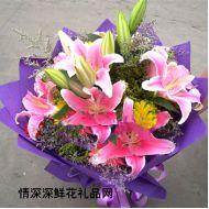 友情鲜花,缤纷心情