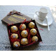 精美巧克力,圣诞礼物 费列罗精美礼盒装