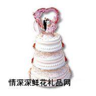 艺术蛋糕,婚庆蛋糕