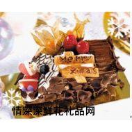 香港蛋糕,欢乐圣诞树  X