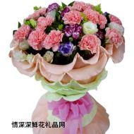 母亲节鲜花,感恩的心