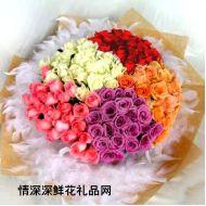 99/999玫瑰,非你莫属(99)