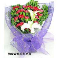 VIP鲜花,快乐分享