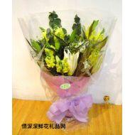 香港鲜花,和你一起