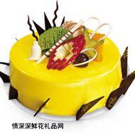 圣�Q蛋糕,�r尚�L情