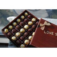 费列巧克力,意大利费列罗巧克力高档礼盒30颗装