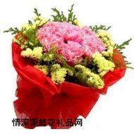 教师节鲜花,真情永远