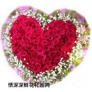 春节鲜花,永远的天使