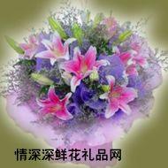 东莞鲜花,不由自主爱上你