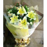 亲情鲜花,最爱的母亲