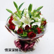 七夕节鲜花,我只在乎你