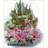 母亲节鲜花,美丽人生