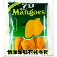 特色美食,菲律宾特产7D芒果干200g/袋