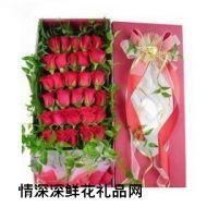 爱情鲜花,暗香