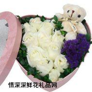 七夕节鲜花,约定-七夕预定