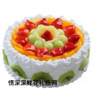 水果蛋糕,春之歌(十寸)