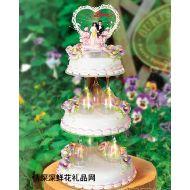 婚礼蛋糕,天缘巧合