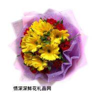 福州鲜花,有缘人