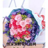 教师节鲜花,真心祝福