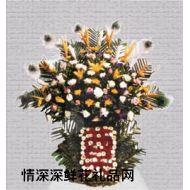 清明节鲜花,葬礼花篮8